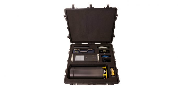 innova matrix MKII+ multiplexer matrix case with topside unit and canister