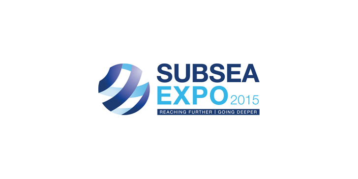 WE ARE EXHIBITING AT SUBSEA EXPO (11-13TH
