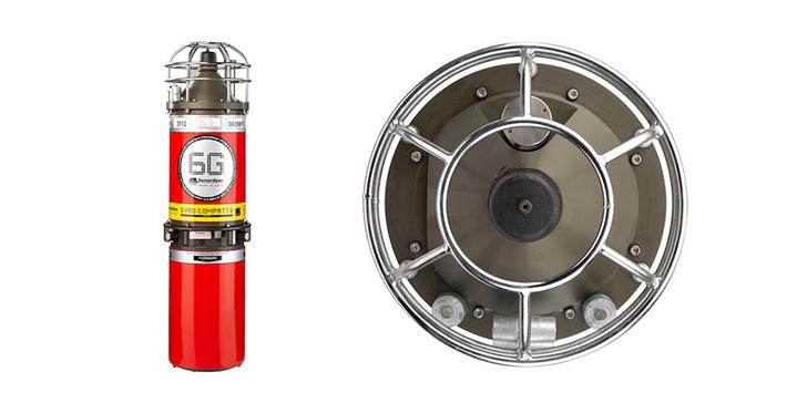 Lodestar GyroCompatt  Instruments Sonardyne pic 1