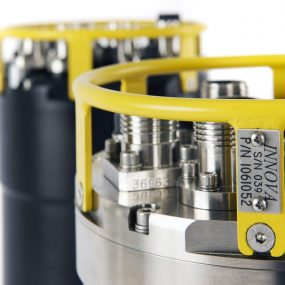 innova matrix MKII+ multiplexer top of matrix canister side view