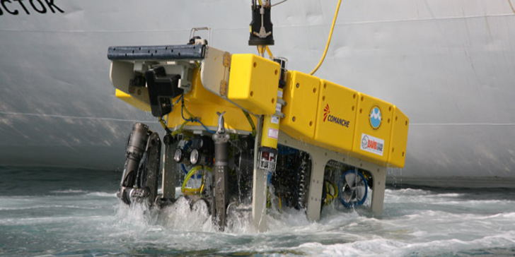 ROV systems and equipment
