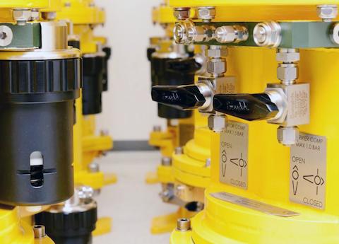 Pumps - SHP closeup