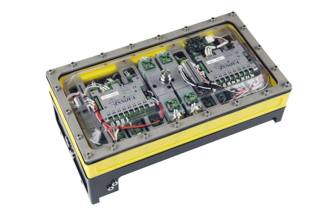 hydraulic valve pack
