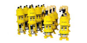 subsea hydraulic pump unit
