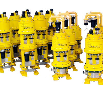 subsea hydraulic pump unit