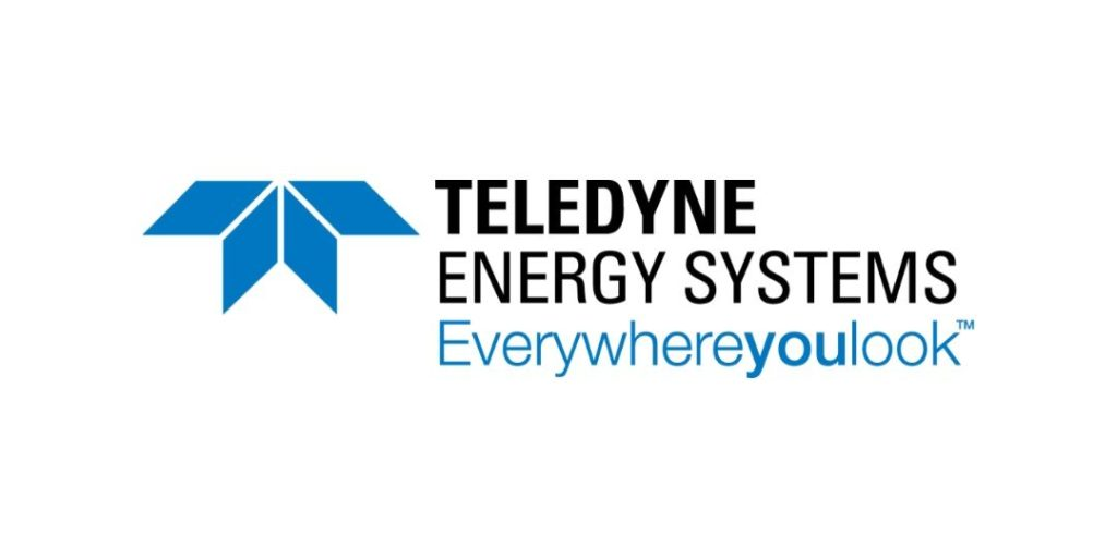 Teledyne Enegy System white background