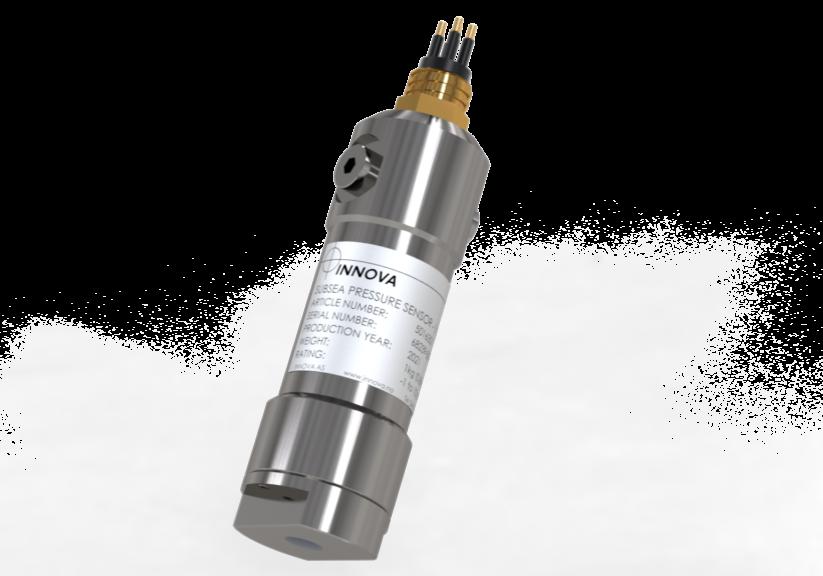 Subsea Pressure Sensor 9