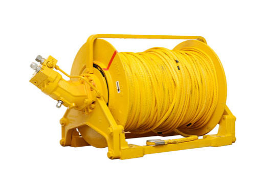 subsea pull-in winch